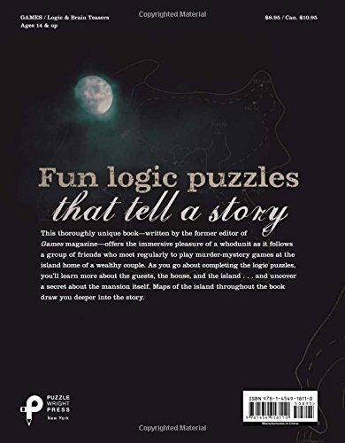 Montague Island Mysteries and Other Logic Puzzles: R  Wayne