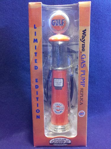 (Wayne Gulf Gas Pump Replica)
