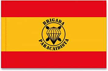 M.ALBAINOX - Bandera españa brigada paracaidista: Amazon.es ...