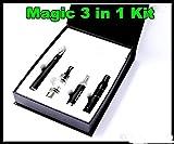 1100 mah starter kit - Authentic Zk Magic 3 in 1 Kit Portable Hookah Dry kit