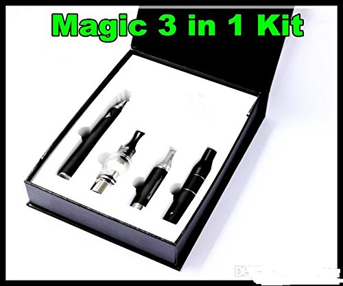 Authentic Zk Magic 3 in 1 Kit Portable Hookah Dry kit
