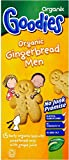 Organix Goodies Organic Gingerbread Men 12mth+ (15 per pack - 135g) - Pack of 6