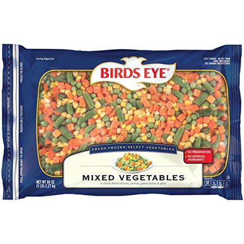 (Birds Eye Classic Mixed Vegetables, 80 Ounce (frozen) )