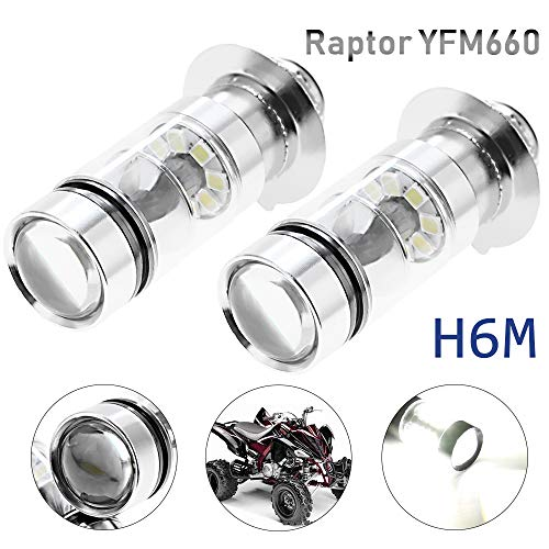 HeadLight Yamaha YFZ450R Raptor YFM660 product image