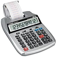 Canon 12-Dgt 2-Color Printing/Display Calculator