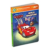 LeapFrog LeapReader Junior Book: Disney Cars 2, World Adventure Book (works with Tag Junior)