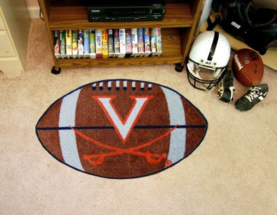 Fan Mats Virginia Football Rug, 22
