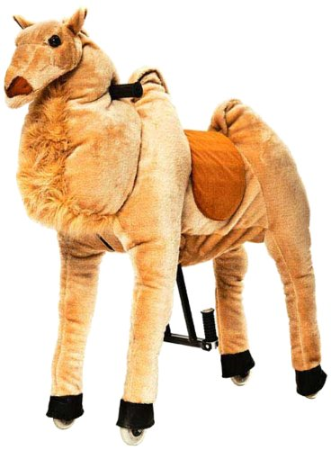 Animal Riding Camel Ride-On (Small) (Riding A Camel)
