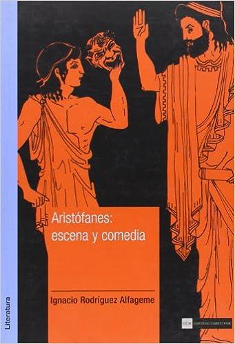 Descargando ebooks a iphone Aristófanes: escena y comedia (Académica) 8474919320 in Spanish ePub