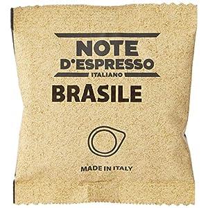 Note D'Espresso Brasile, Caffè in cialde, 7 g x 150 cialde