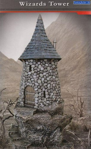 Wizards Tower Building Terrain