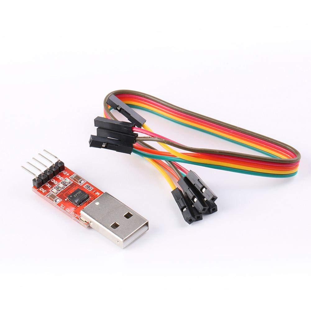 FT232 Module CP2102 USB to TTL Serial Port UART STC Download Cable Module Module