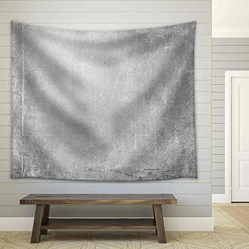 Grey Wall Texture Grunge Background Fabric Wall