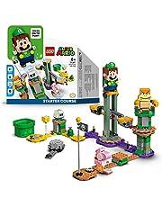 LEGO Super Mario 71387 Adventures with Luigi Starter Course Building Kit (280 Pieces)