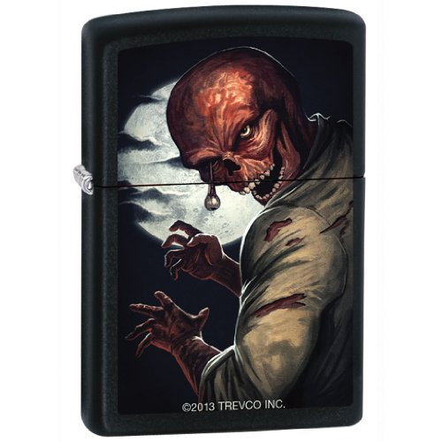 Zippo Lighter Custom Art - 1