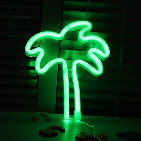 Amazon.com: Luces LED de neón para decoración de fiesta de ...