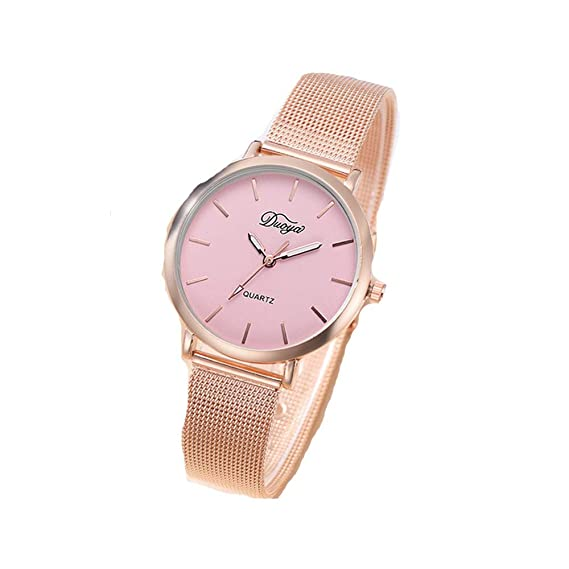 Reloj Mujer Malla con Pin Hebilla Reloj De Mujer Reloj ...