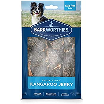Amazon.com : Barkworthies Duck Jerky All Natural Dog Chews