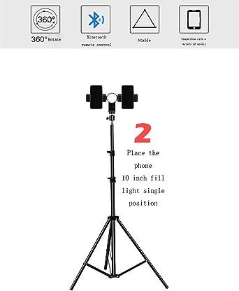 Amazon.com: Soporte de trípode para teléfono móvil, portátil ...