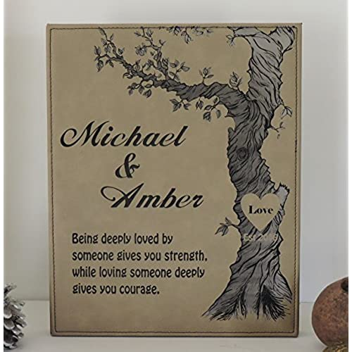 Third year wedding anniversary gifts for him for Traditional 1st anniversary gifts for her