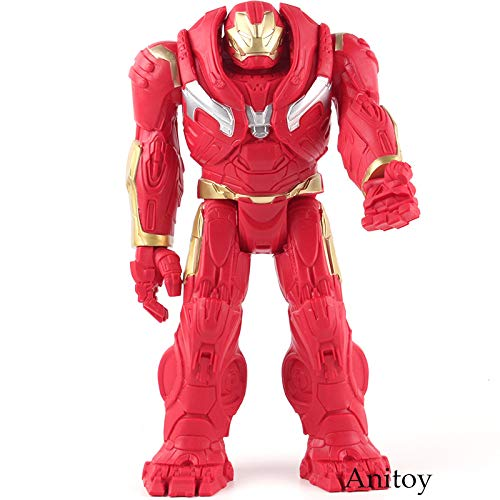 Hulkbuster in bag -Type1640 Titan Hero Series Avengers Infinity War Thanos Iron Spider Captain America Black Panther Iron Man Hulk Hulkbuster Figure Toys - Super Hero Figures for Boys