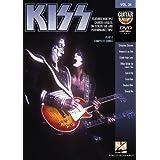 Kiss - Guitar Play-Along DVD Volume 34 - DVD TAB