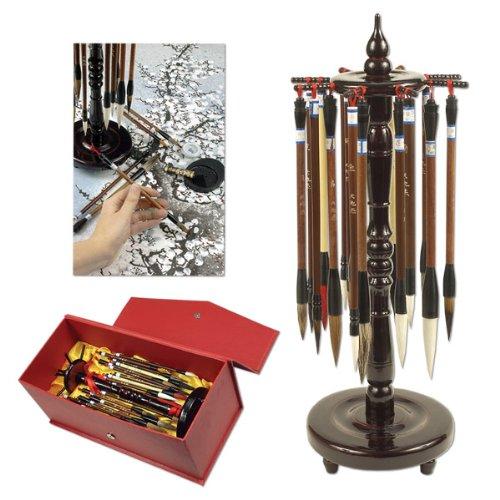 Golden-Panda-Master-Calligraphy-Brush-Set
