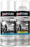 Dupli-Color ECWRC8810 Custom Wrap Wet Look Glacier White