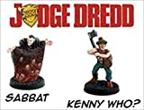 Warlord Games JD125 Judge Dredd Sabbat And Kenny Who