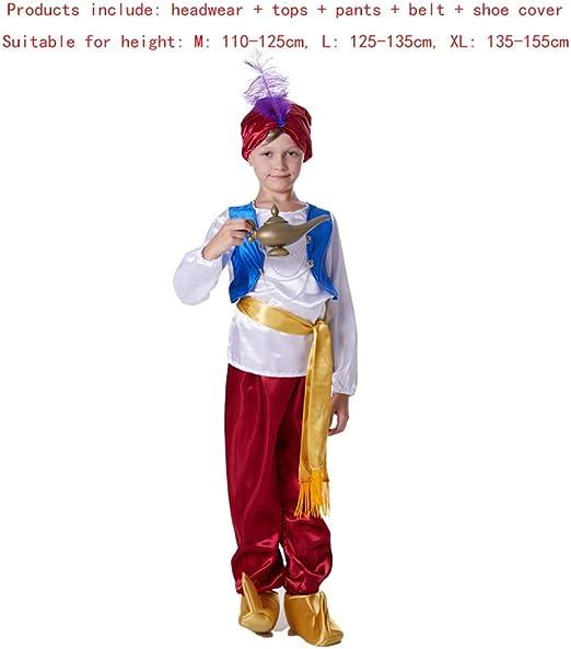 Disfraz De Halloween, Cos Ropa De Los Niños Traje De Princesa Rey ...