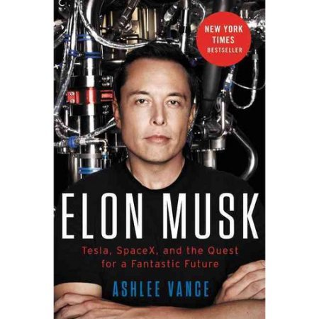 Price comparison product image Elon Musk: Tesla SpaceX and the Quest for a Fantastic Future