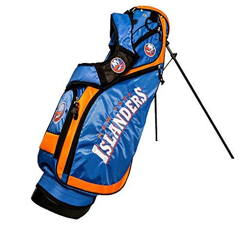 まぶしさ関与する顕現NHLニューヨークIslanders Nassauゴルフスタンドバッグ、N / A、N / A