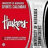 University of Nebraska Cornhuskers 2020 Calendar