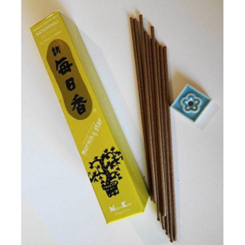 【新発売】 Morning Star Patchouli Patchouli Incense Sticks Sticks – Patchouli B000KDTN4G B000KDTN4G, 自然化粧医学会:60bcf873 --- egreensolutions.ca
