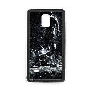 Bane The Dark Knight Rises Movie Samsung Galaxy Note 4 Cell Phone Case Black TPU Phone Case SV_305921