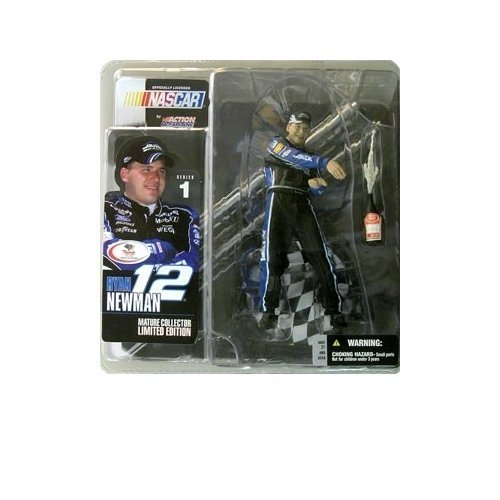 McFarlane Toys NASCAR Series 1 Action Figure Ryan Newman by Unknown