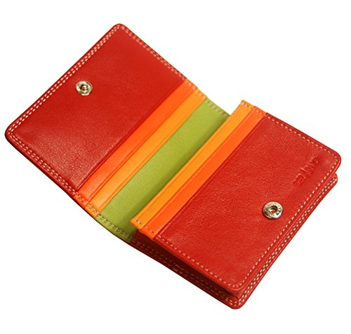 belarno-a232-gusset-card-case-with-id-window-red-multicolor