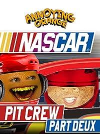 Amazon Clip Annoying Orange Nascar Pit Crew Part