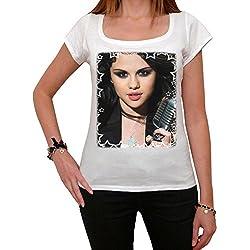 Selena Gomez Stars Dance Tour Women's T-shirt picture celebrity