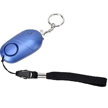 Alarma de Emergencia Portátil 130db, Anti-violación ...