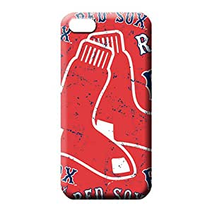 iphone 6plus 6p mobile phone carrying cases Scratch-proof Attractive style boston red sox mlb baseball