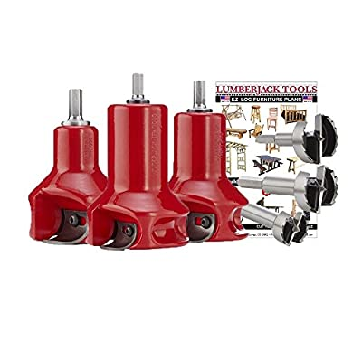 Lumberjack Tools 3-Piece Home Series Master Kit (HSK3)