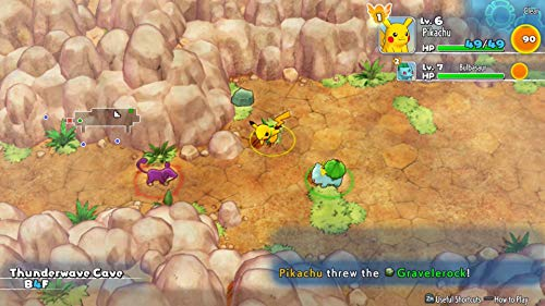 Pokemon Mystery Dungeon: Rescue Team Dx - Nintendo Switch 10