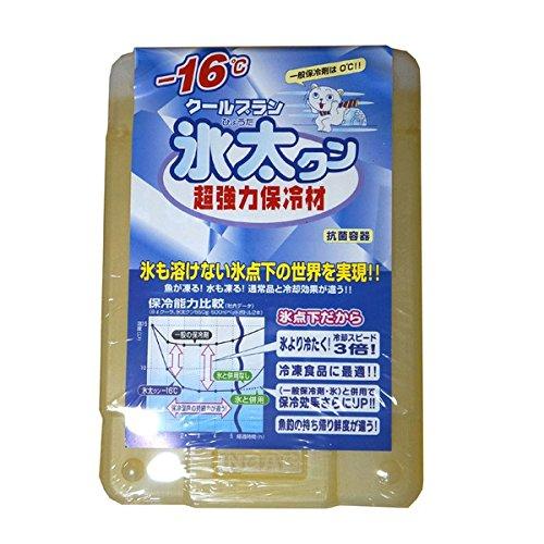 INOAC(カブシキガイシャイノアックコーポレーション) クールプラン 氷太クン 550g ハード-16℃ 550g 550gの商品画像