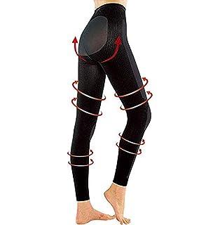 975a575aef Sculpting Sleep Leg Shaper Pants Legging Socks Women Body Shaper Slimming  Panties- Fat Burner (