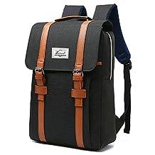 "Waterproof Nylon 15.6"" Laptop Bag Business Case Classic Daypack Bookbag Travel Backpack School Bag"