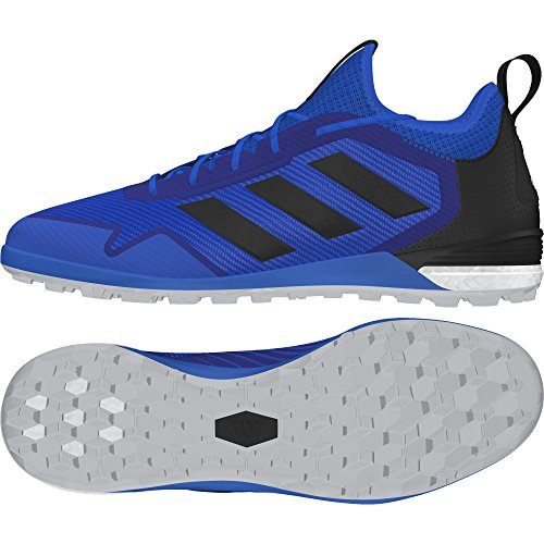 Adidas Herren Ace Tango 17.1 Tf für Fußballtrainingsschuhe, Blau (Azul/Negbas/Ftwbla), 46 EU