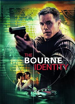 The Bourne Identity / Amazon Instant Video