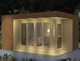 Allwood Arlanda Garden House Kit
