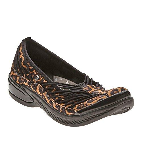 Bzees Nurture Slip-on Scarpe Marrone Leopardo